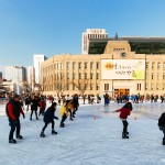 Seoul Plaza Ice Skating Rink Closing in 2016