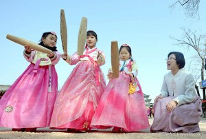 """New Year's Festival in Unhyeongung"", Feb.5-Feb.9"