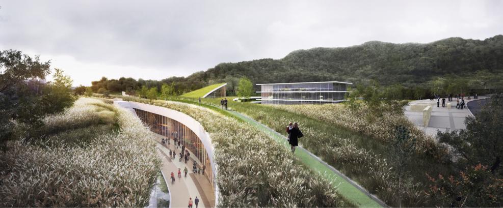 남산보행터널