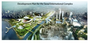 The Rebirth of a City: An International Complex in Southeastern Seoul