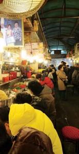 Food that fills the heart: Namdaemun Meokja Street