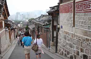 Bukchon and Insa-dong, where traditional Korean beauty still lives and breathes