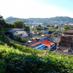 A city where the traditional and the modern coexist: Neighborhoods near Seoul City Wall