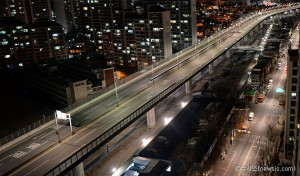 Jeongneungcheon Elevated Highway Reopened to Traffic