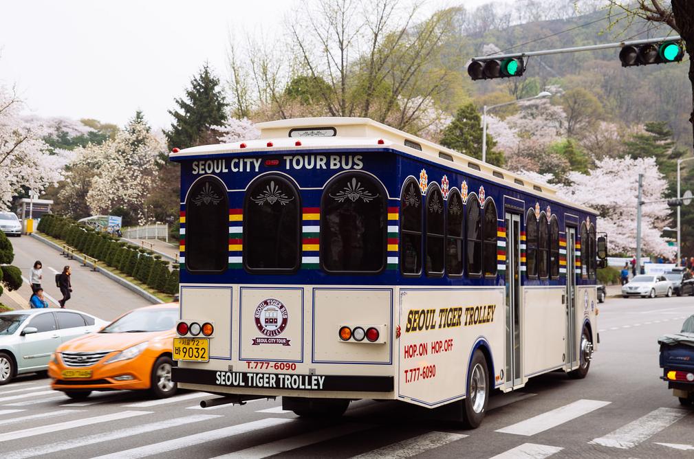 首爾市區遊覽車,即將提供江南-江北換乘服務