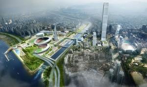 Master Plan to Establish International Exchange Complex in Jamsil Sports Complex Area