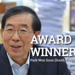 Mayor Park Selected as Winner of Gothenburg Award