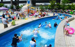 Hangang Outdoor Swimming Pools Open on June 24