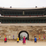 Sungnyemun Gate Guard Performance Resumed
