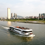 The Ara (Ship) of Hangang River Reborn as a Cruise Ship