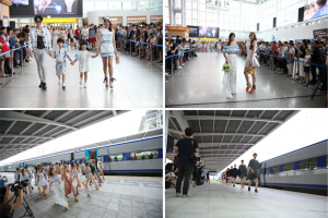 Seoul 365 Fashion Show Held at Seoul Station