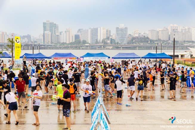 2016漢江水仗慶典