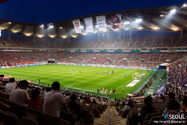 上岩世界盃體育場