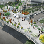 Info Garden to Provide Preview of Seoul Station Overpass