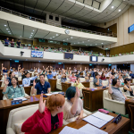Seoul Youth Parliament Members Deliver Constructive Policy Suggestions