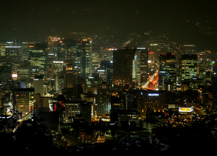 Seoul Tour&Timelapse part1 (by Hwang Yoon Ha)