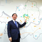 Mayor Park Won-soon Visiting Three Cities in US and Canada
