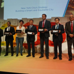 "Seoul Made City Award Finalist at ""World Smart City Awards"""