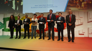 "Seoul Made City Award Finalist at ""World Smart City Awards"""