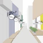 Creation of Ewha Fashion Culture Street in Sinchon, the Urban Regeneration Area