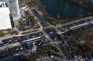 First Terminal Jamsil Metropolitan Transfer Center Begin to Operate