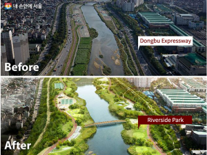 "Seoul Announces ""Future Vision of the Northeastern Area with Jungnangcheon Stream as the Center"" Project"
