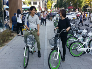 Ring Ring! Enjoy Riding Through Seoul on a Seoul Bike!