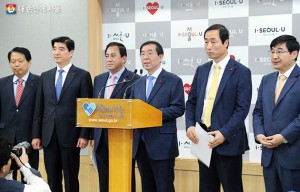 "Seoul Pushes Forward ""Ten Welfare and Safety Measures"""