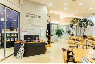 Job Café U2013 Pagoda Jongno Tower
