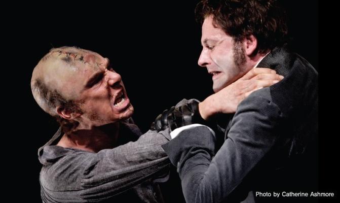 NT Live 'Frankenstein'