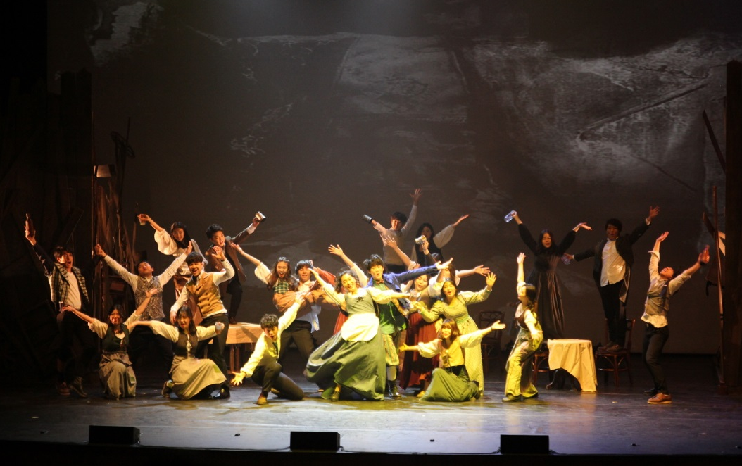 "SEASON 4, ""Les Miserables"" Edition of Geumcheon Musical School"