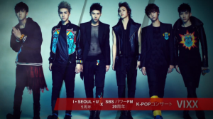 I·POWER20·U KPOP CONCERT – VIXX