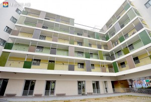 Seoul's Public Rental Housing for Housing Vulnerable Groups