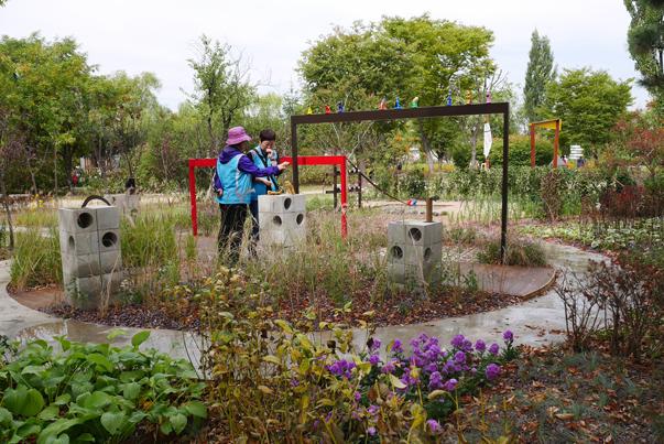 [Bronze Prize] Seoul master artisan garden