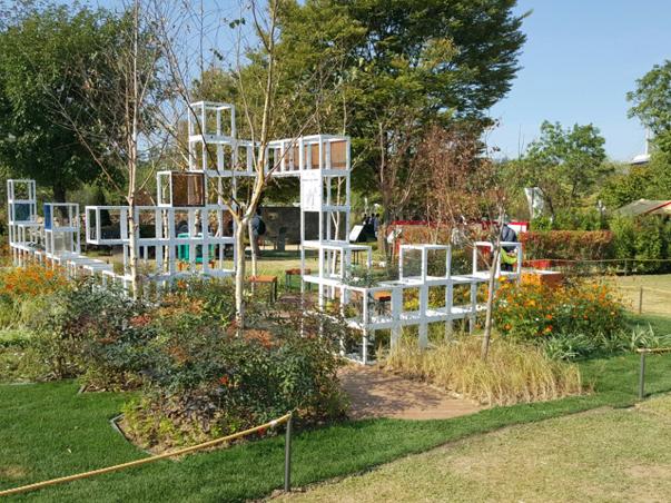 [Bronze Prize] Microcosm Seoul garden