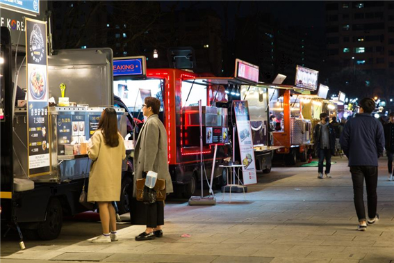 2017 Seoul Bamdokkaebi Night Market