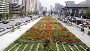 Seoullo 7017 Flower Festival (Photo example)