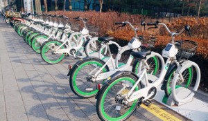Number of Seoul Public Bike to be Increased to 20,000