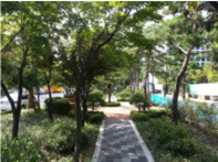 Fostering green spaces in residential areas (Source: Yeongdeungpo-gu Office)