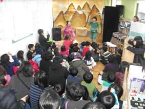 Energy education at Seongdaegol Village