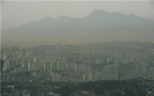 Seoul City Strives to Reduce Fine Dust