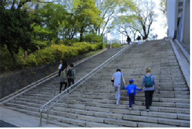 Samsoon Stairs