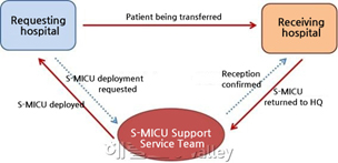 Seoul's public inter-hospital emergency patient transfer system (S-MICU): Overview