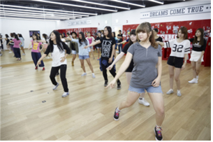 K-pop Dance Program