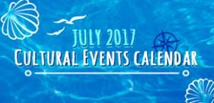 July 2017 Cultural Events