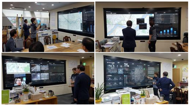 Seoul City Operates the First Digital Civic Mayor's Office