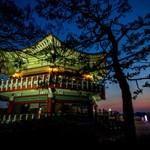 Bugak Palgakjeong Pavilion