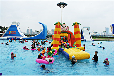 Swimming Pools at Hangang River to Open on June 23