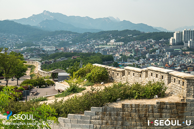 Hanyangdoseong, the Seoul City Wall
