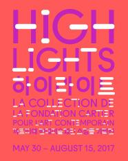 [Seoul Museum of Art] Highlights: Exhibition of the Collection of the Foundation Cartier